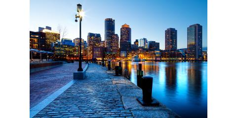 Enjoy Convenient Parking For Your Next Trip To The Boston Waterfront and Financial District With One Parking, Jersey City, New Jersey