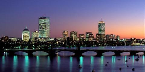 Boston Landmarks & Historic Sites, Boston, Massachusetts