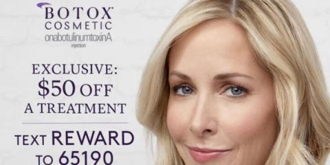 Botox deal, Babylon, New York