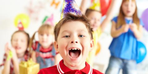 5 Tips for Planning the Perfect Kids' Birthday Party, Greece, New York