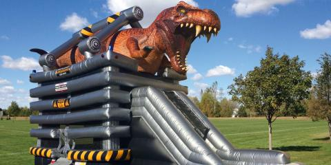5 Outstanding Bounce House Ideas for Your Next Party, Greece, New York