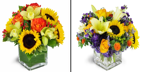 Celebrate Autumn Splendor on September 23rd With a Vibrant Bouquet of Flowers From Flowerworks in Brooklyn, Brooklyn, New York