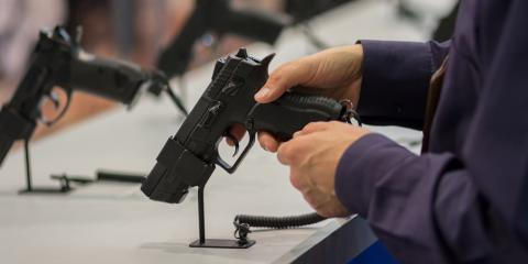 Buying a Gun? Always Choose a Licensed, Reputable Gun Retailer, Bourbon, Missouri