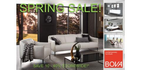 Bova Spring Sale! April 12-14, 2019, Symmes, Ohio