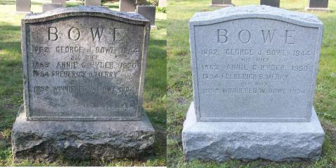 Quincy Memorials Inc. Will Strip Years of Wear From Your Custom Memorials, Quincy, Massachusetts