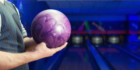 A Guide to 4 Types of Bowling Balls, La Crosse, Wisconsin