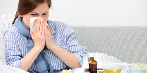 Can Heating & Cooling Equipment Aggravate Allergies?, Coweta, Oklahoma