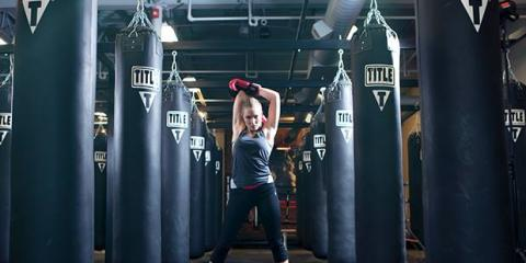 3 of the Best Arm Exercises for Boxing - TITLE Boxing Club