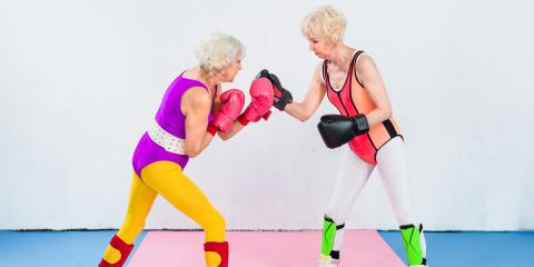 3 Reasons Why You're Not Too Old for Boxing, Honolulu, Hawaii