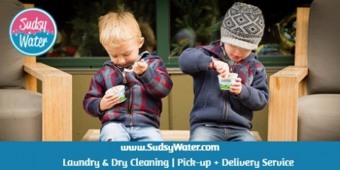 Sudsy Water Laundry Tips on Removing Summertime Stains, Manhattan, New York