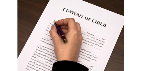 Brian D. Perskin Explains Child Custody, Manhattan, New York