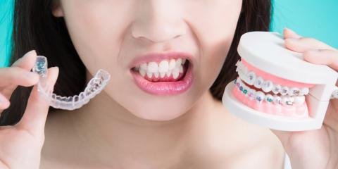 Which Is Better: Invisalign™ or Braces?, Ewa, Hawaii