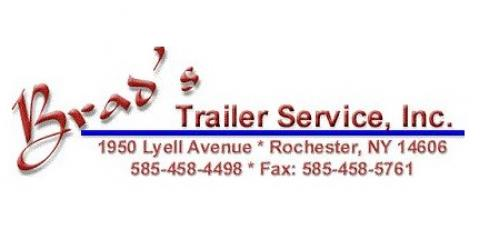 Brad's Trailer Supply, Trailer Hitches, Services, Rochester, New York