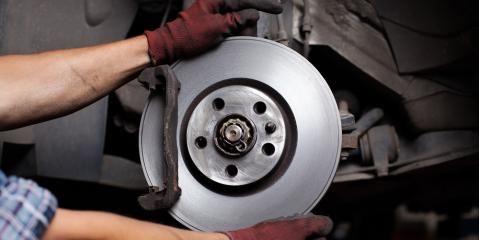 4 Signs Your Car Is Due for Brake Repairs, Anchorage, Alaska