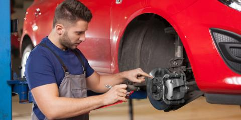 5 Signs You Need to Replace Your Brakes, Columbia, Missouri