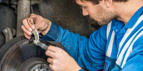 A New Car Owner's Guide to Brake Maintenance, Cuyahoga Falls, Ohio