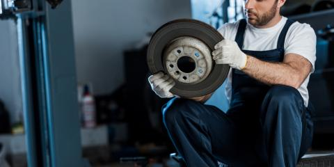 4 Common Reasons for Brake Failure, Concord, North Carolina