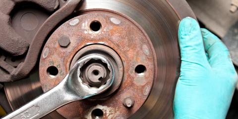 3 Signs You're in Need of Brake Repairs or Replacement, Hamilton, Ohio