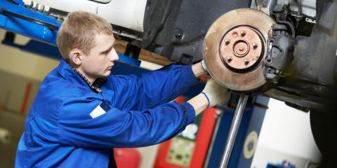 3 Signs You're in Need of Brake Repairs or Maintenance Service, Kannapolis, North Carolina