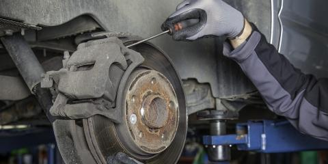How Far Is Too Far Without Getting Brake Service?, Honolulu, Hawaii
