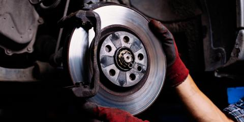 5 Common Signs You Need Professional Brake Service, Milford, Connecticut