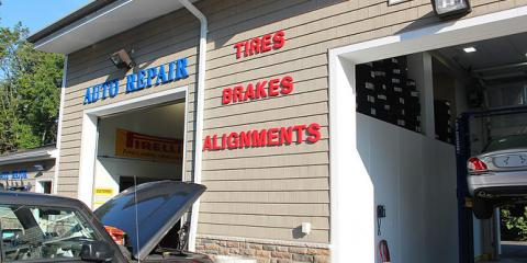 The Auto Repair Pros on 4 Signs You Need New Brake Pads , Warwick, New York