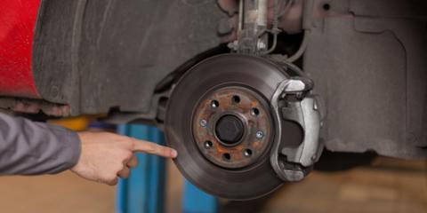 Brake Service Provider Explains 3 Reasons for Squeaky Brakes, Shelton, Washington