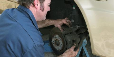 3 Signs Your Vehicle Needs Brake Service, Oak Harbor, Washington