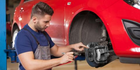 Brake Repair Experts Offer 5 Signs You Need New Brake Pads, Branford Center, Connecticut