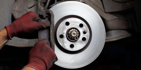 Auto Repair Shop Explains Why You Should Schedule Comprehensive Brake Services, Johnsonville, North Carolina
