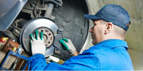 4 Warning Signs That Your Brakes Need an Inspection, Columbia, Missouri