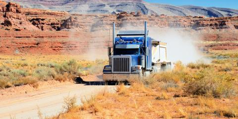 4 Trucking Safety Tips for Windy Weather, Hobbs, New Mexico