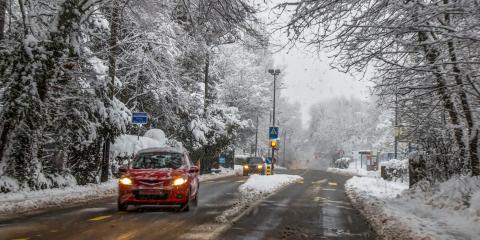 4 Ways Winter Weather Can Affect Your Car's Brakes, Onalaska, Wisconsin