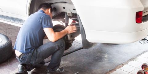 Experts Discuss the Average Amount of Miles You Can Put on a Set of Brakes, Richmond, Kentucky