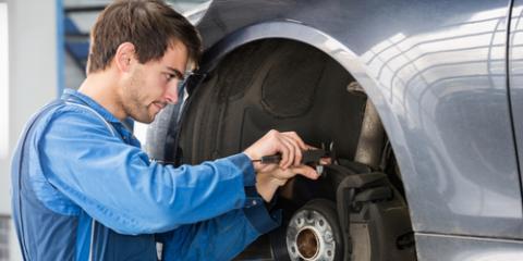 Brake Repair: 5 Signs Your Car Needs to Get Serviced, Dalton, Georgia