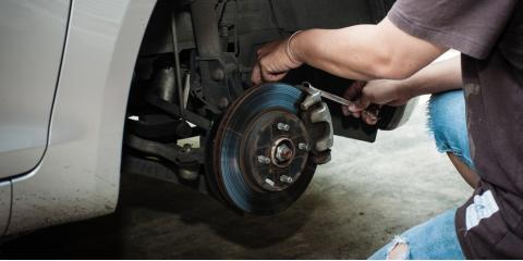 4 Signs Your Car Needs Brake Repairs, Branford Center, Connecticut