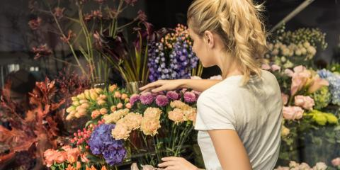 5 Benefits of Shopping Local for Flowers, Branford Center, Connecticut