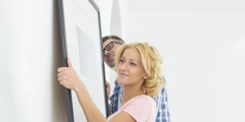 How to Hang Custom Picture Frames Correctly , Branson, Missouri