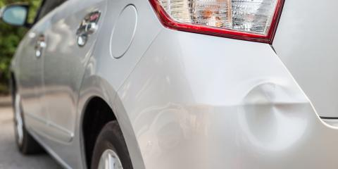 3 Common Causes of Dents, Branson, Missouri