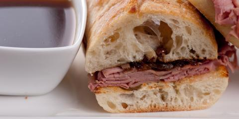 A Brief History of the French Dip Sandwich, Branson, Missouri