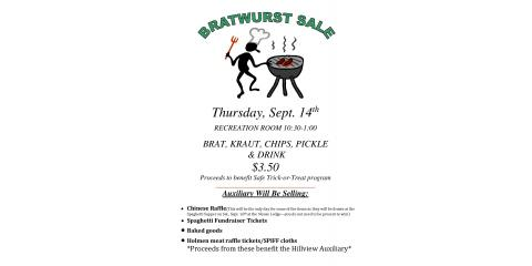 Join us for lunch tomorrow & Check out our Auxiliaries NEW CHINESE RAFFLE BASKETS!!!, La Crosse, Wisconsin
