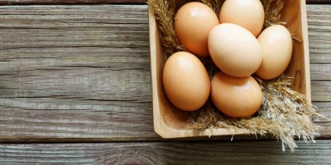 4 Healthy Reasons to Eat Eggs for Breakfast, Woodbury, New York