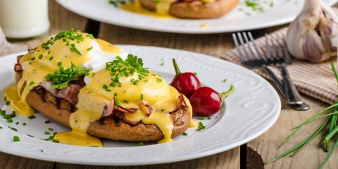 Where Did Eggs Benedict Come From?, Honolulu, Hawaii