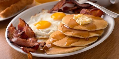 Why Breakfast Is Great All Day Long, Oconto, Wisconsin