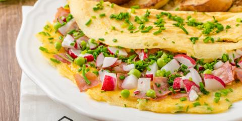 3 Healthy Morning Options From a Local Breakfast Restaurant, Chuckwalla Valley, California