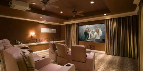 Remodeling Ideas Essential Items For Building A Home Theatre In Your Basement Springdale