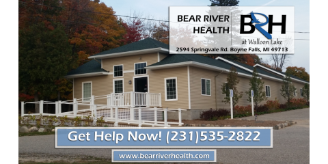 Bear River Health at Walloon Lake is pleased to share our second success story., Boyne Falls, Michigan