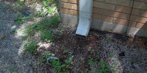 A Home Maintenance Tip from Archway Home Inspections, Cincinnati, Ohio