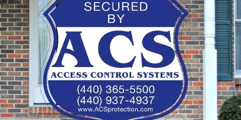 ACS Alarms, Security Services, Services, Vermilion, Ohio