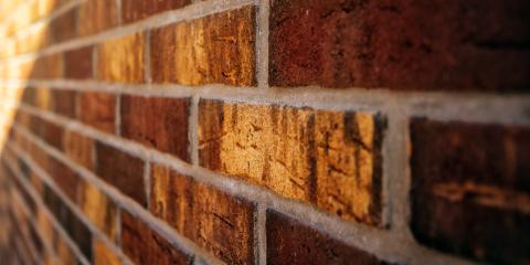 3 Benefits of Brick Sealing, Lebanon, Ohio